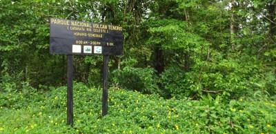 Le Parc National du volcan Tenorio - Costa Rica