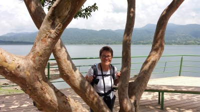 Au bord du lac Arenal - Costa Rica