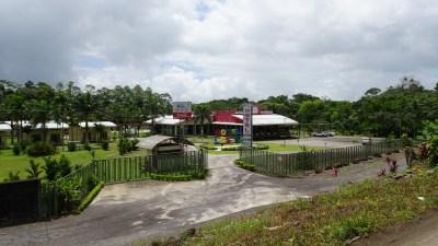 Sur la route du retour entre Cahuita et El Roble - Costa Rica