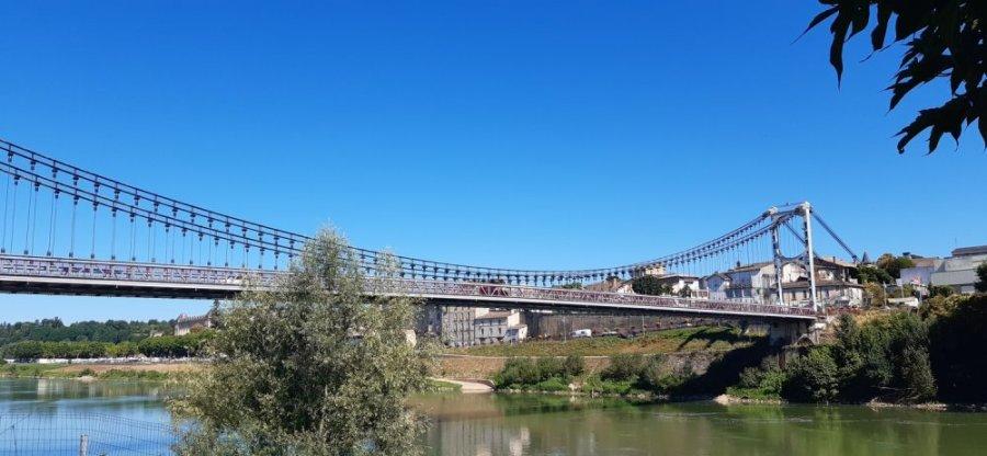 La Garonne à La Réole