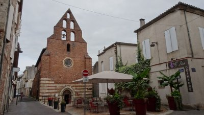 Eglise Notre Dame du Bourg - Agen