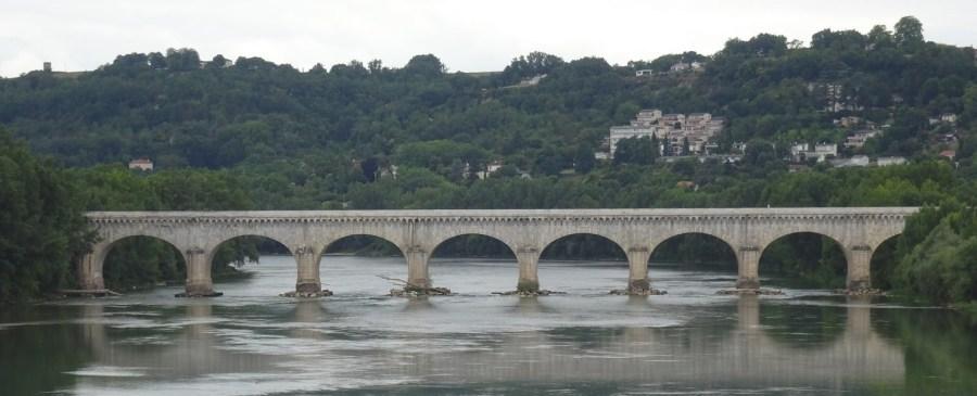 Le Pont-canal d'Agen