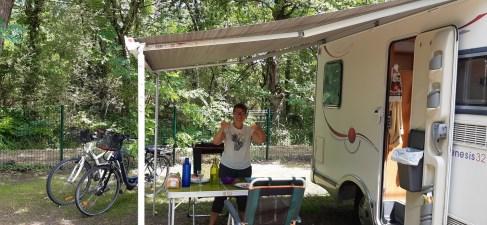 Au camping la Canadienne - Arès