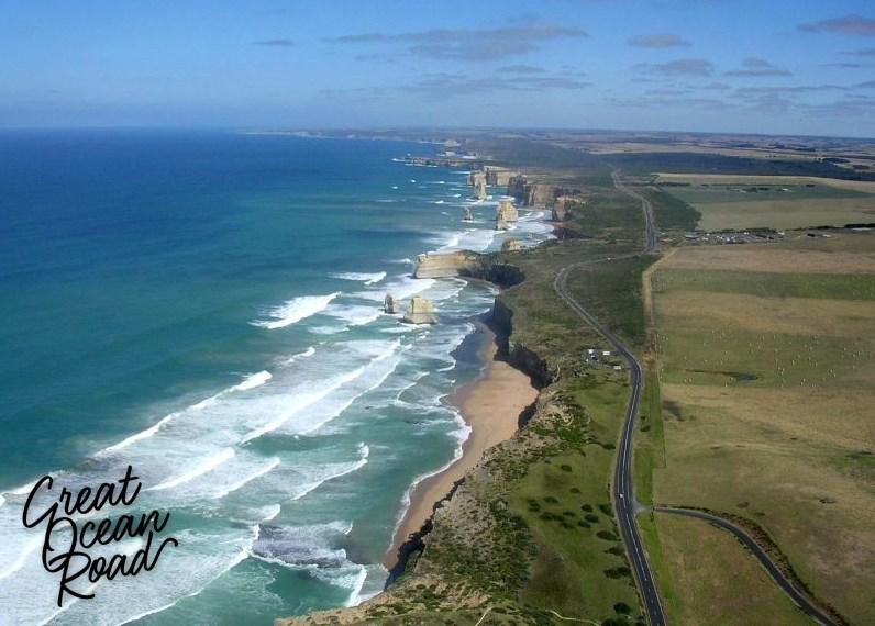 The Great Ocean Road - Australie