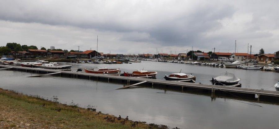 Le port de La-Teste-de-Buch