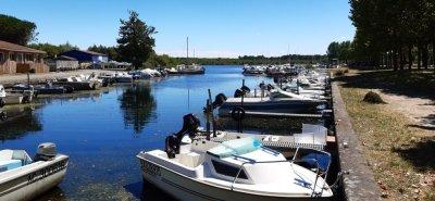 Lac de Biscarrosse-Parentis