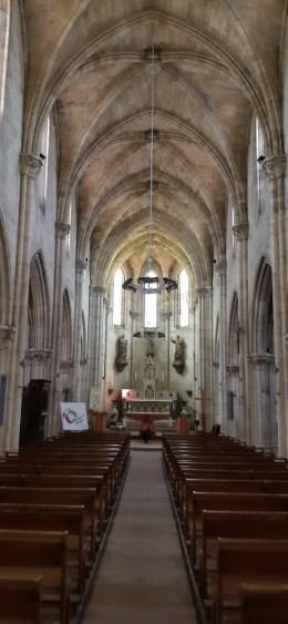 L'église de Buzet-sur-Baïse
