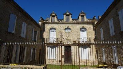 Hôtel de Briet - La Réole