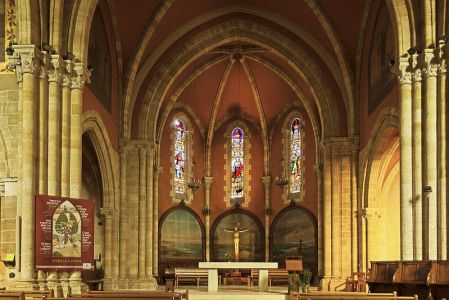 Eglise St Nicolas - Capbreton