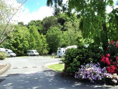camping Dunedin - NZ