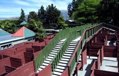 Stuart Landborough's Puzzling World - Wanaka (NZ)
