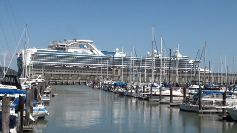 Le Fisherman's Wharf - San Francisco - Californie (USA)
