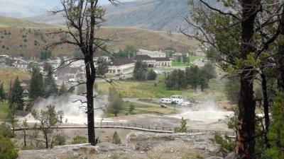 Mammoth Hot Springs - Yellowstone NP
