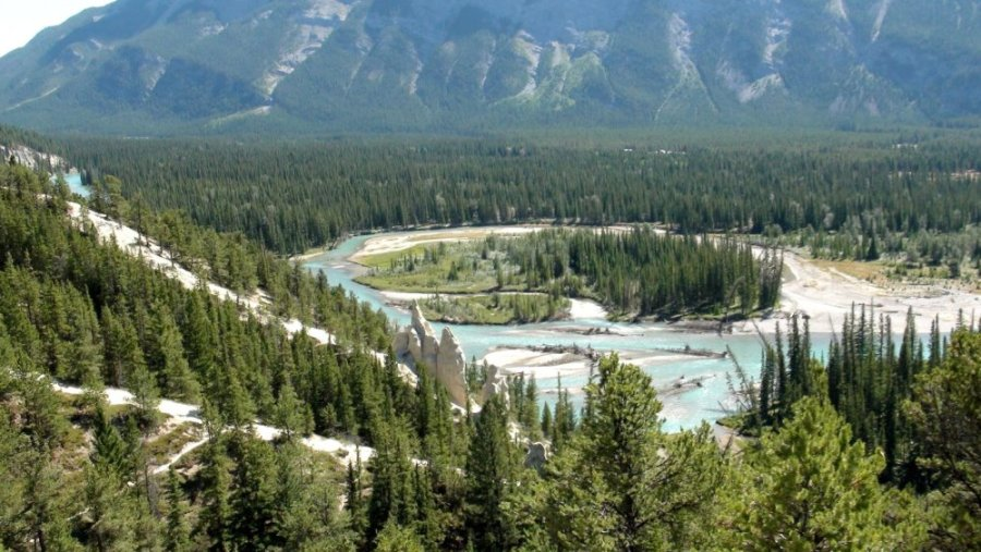 Bow Valley - Banff NP - Rocheuses canadiennes