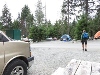 Riverside Resort RV Campground - Whistler (Canada)