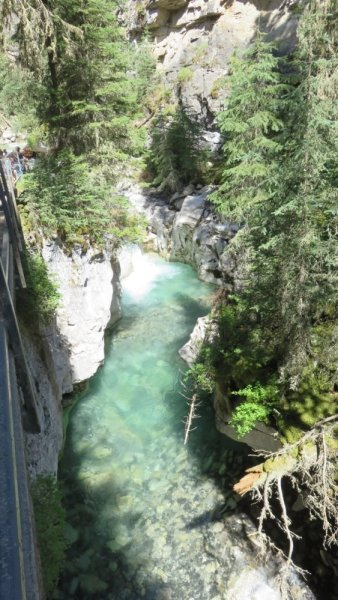 Johnston Canyon - Banff NP - Rocheuses canadiennes