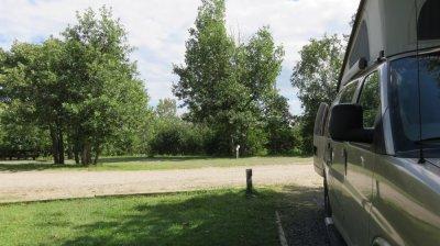 Anicinabe RV Park campground - Kenora - Ontario (Canada)