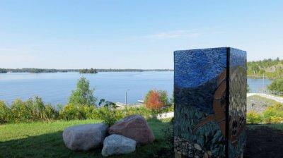 lake of the woods - Kenora - Ontario (Canada)