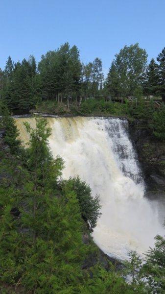 Kakabeka Falls - Ontario (Canada)