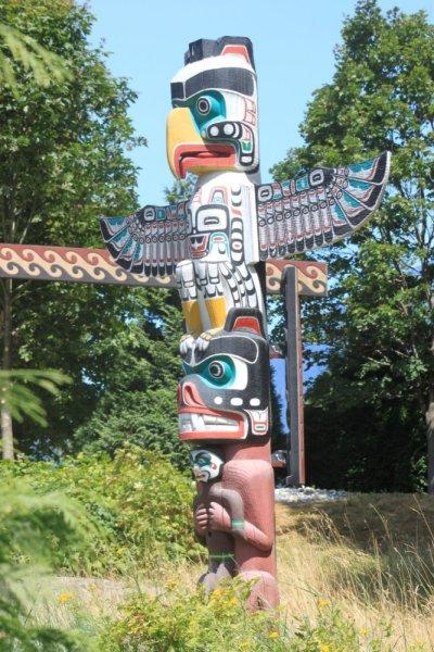 Stanley Park - Vancouver - Colombie Britannique (Canada)