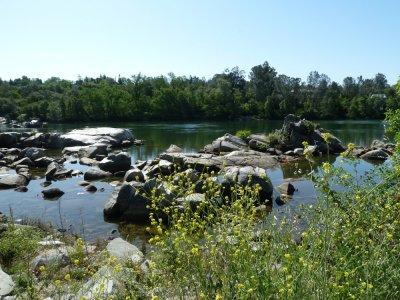 Le lac Folsom - Californie (USA)