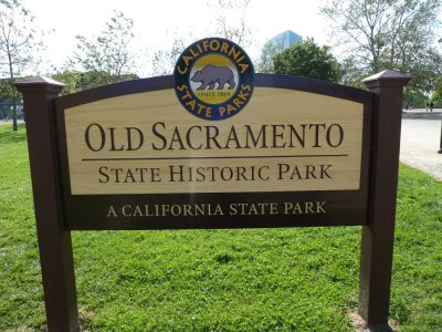 Old Sacramento - Californie (USA)