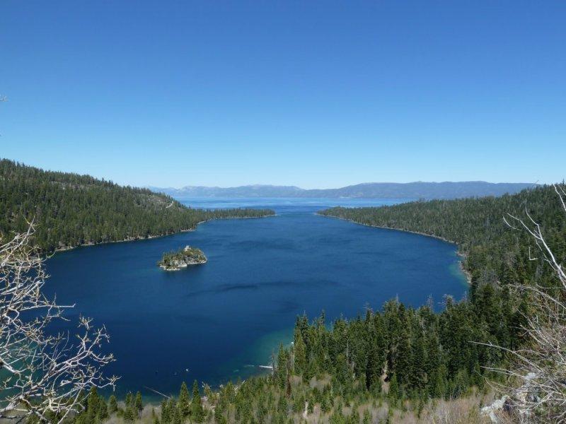 Emerald Bay - Lac Tahoe - Californie Nevada (USA)