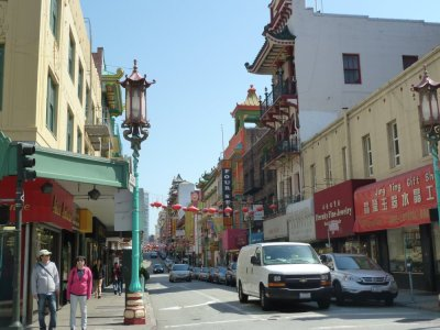 Chinatown - San Francisco (Californie)