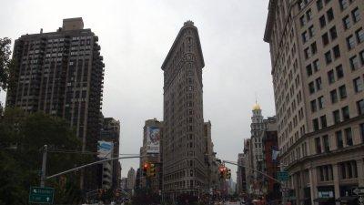 Flatiron Building - Manhattan