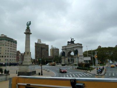 Brooklyn - l'Arc de Triomphe