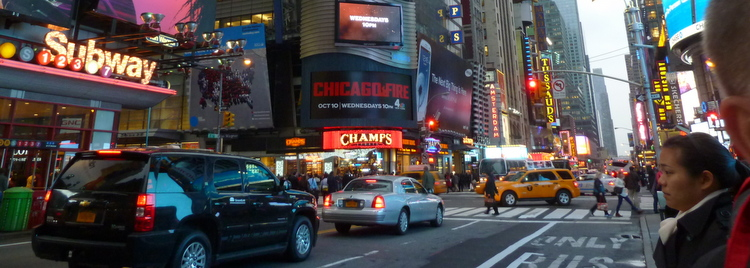 Times Square - Manhattan - New York