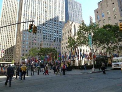 Le Rockefeller Center - New York