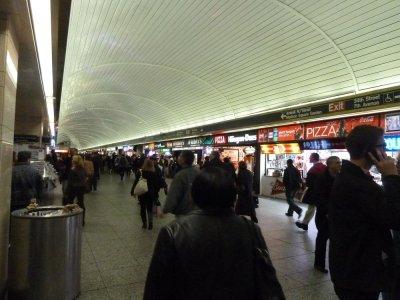Penn Station - Manhattan - New York