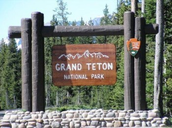 Parc National de Grand Teton - Wyoming (USA)