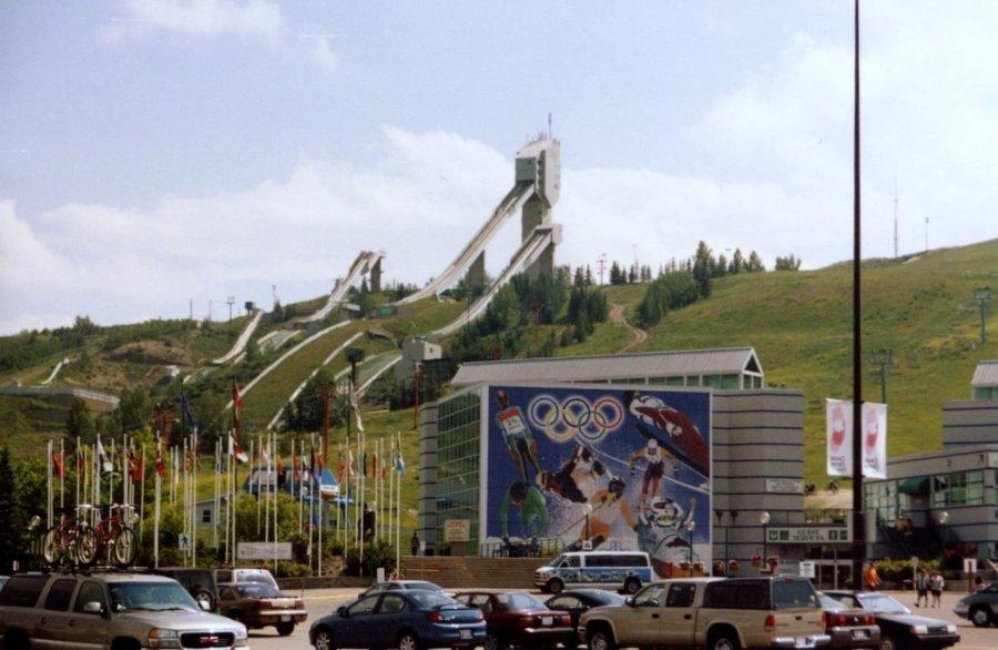 Parc olympique de Calgary