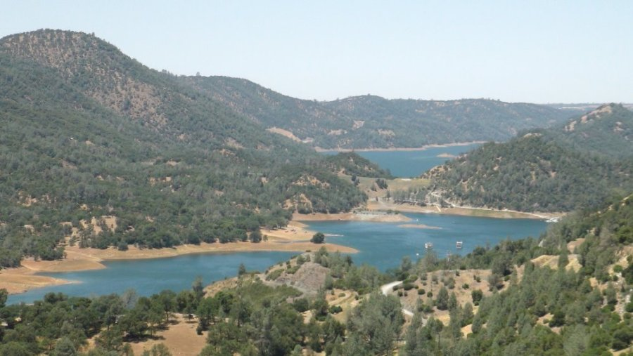 New Melones Lake - Californie