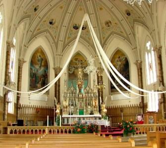 Eglise Ste Anne de la Pérade - Québec