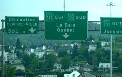 La Baie - Québec