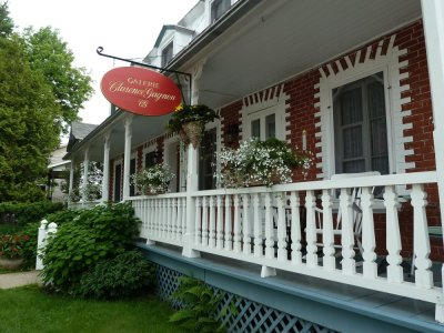 Baie St Paul - Québec
