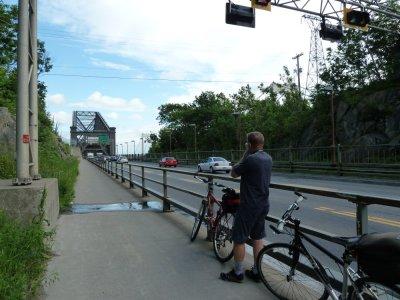 Promenade Samuel de Champlain - Québec