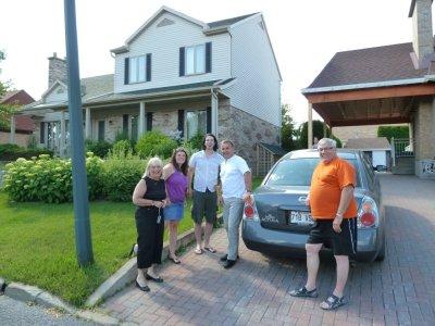Au revoir à nos voisins - Québec