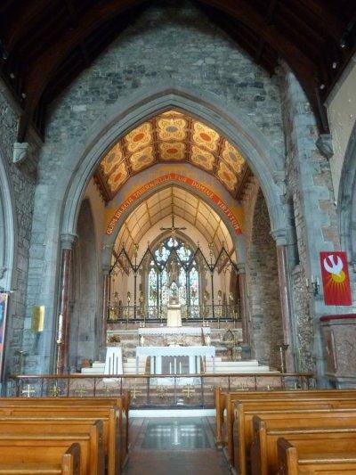 Holy Trinity Abbey  Church - Adare - Comté de Limerick (Irlande)