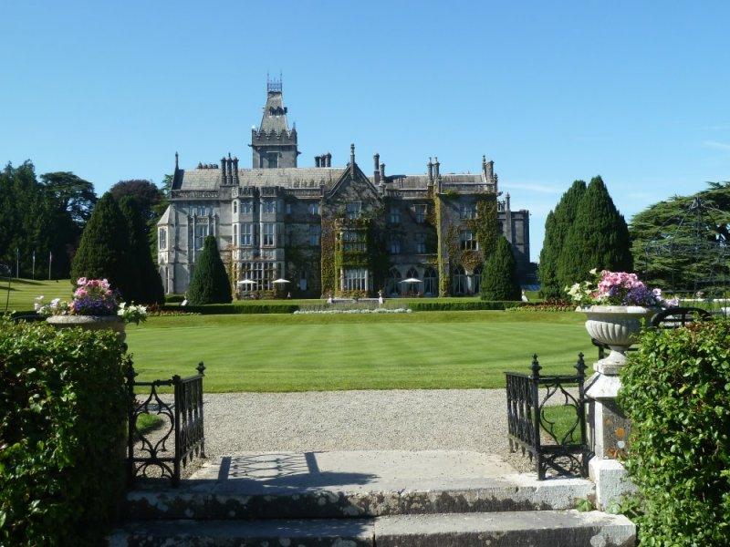 Le Manoir d'Adare - Comté de Limerick (Irlande)