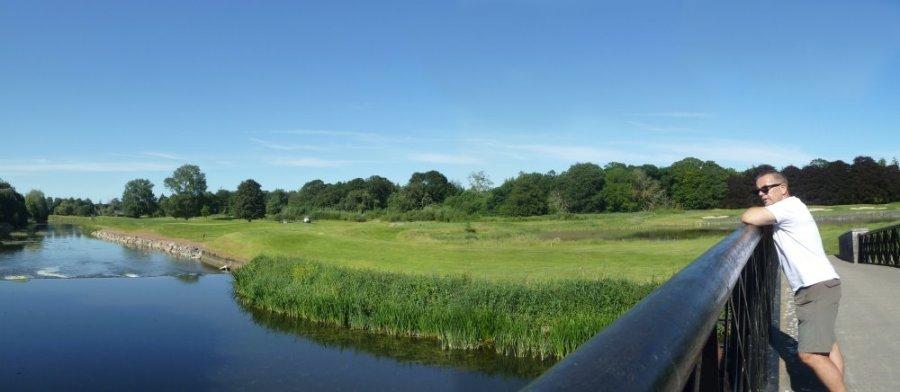 Les jardins du Manoir d'Adare - Comté de Limerick (Irlande)