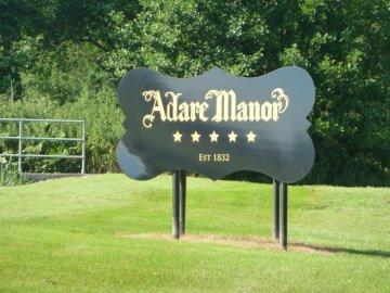 Le Manoir d'Adare - Irlande