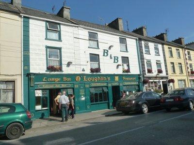 Miltown Malbay - Comté de Clare (Irlande)