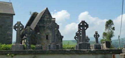 Oratoire et église de Killaloe - Lough Derg (Irlande)