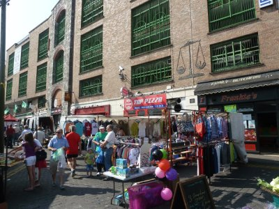 Le Milk Market de Limerick - Irlande