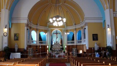 L'église de St Sauveur - Québec