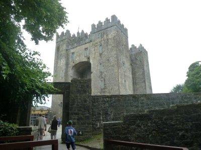 Le château et le parc de Bunratty - Comté de Clare (Irlande)